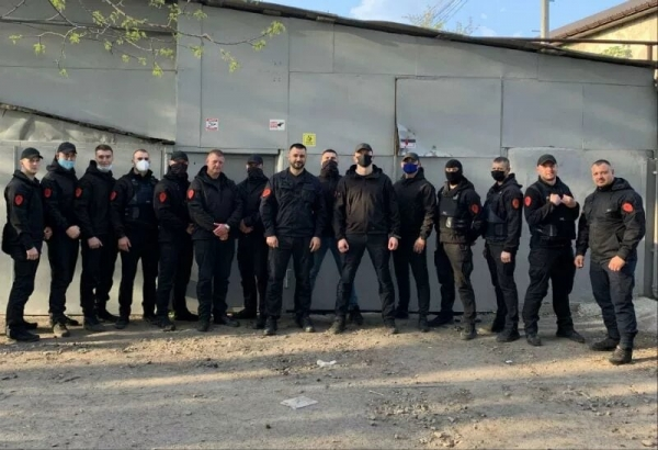 В Одессе пресечена попытка незаконного выселения граждан из жилья