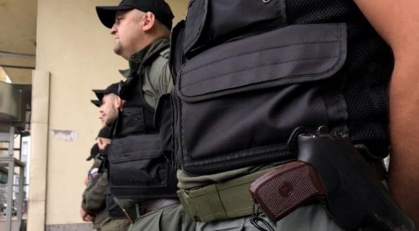 Сотрудники  ГК «ПАТРИОТ» задержали подозреваемого в совершении кражи из магазина